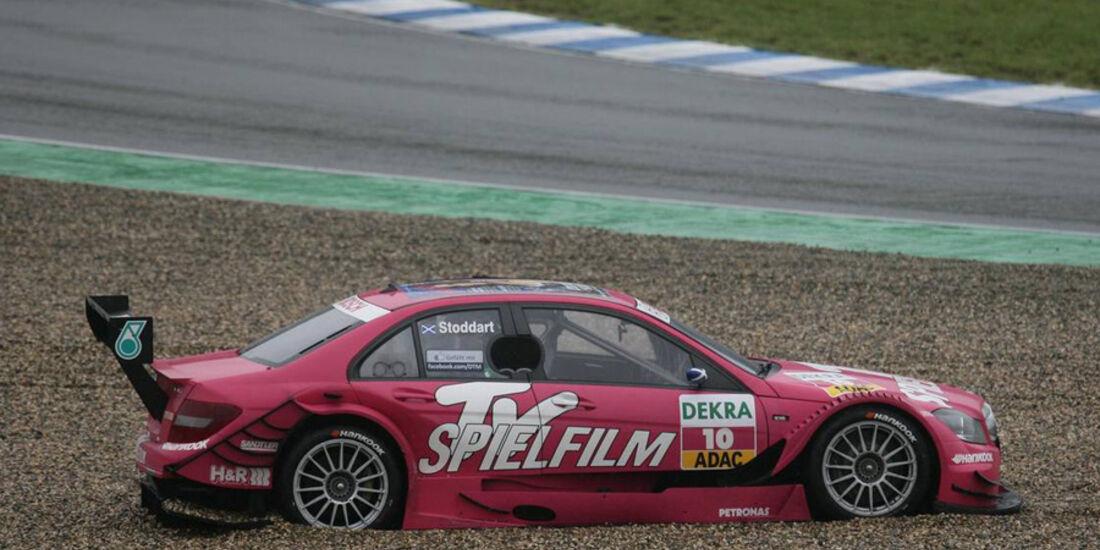 Susie Stoddart DTM Oschersleben 2011