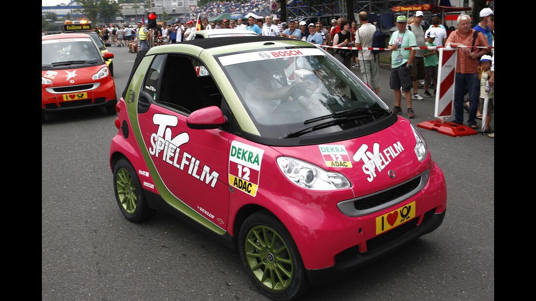 Susie Stoddart - Smart - DTM - Norisring - 2010