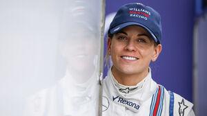 Susie Wolff - Formel 1 - 2015