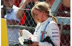 Susie Wolff - GP England 2014