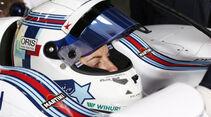 Susie Wolff - Williams - Barcelona - F1 Test 2 - 14. Mai 2014