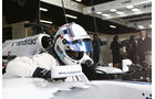 Susie Wolff - Williams - Barcelona - F1 Test 2 - 14. Mai 2014