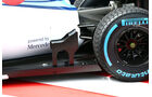 Susie Wolff - Williams - F1 Test Spielberg - 2015