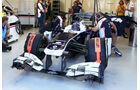 Susie Wolff - Williams - Young Drivers Test - Silverstone - 19. Juli 2013