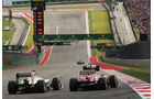 Sutil & Alonso - Formel 1 - GP USA - 16. November 2013