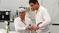 Sutil Ecclestone GP Spanien 2011