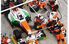 Sutil - Formel 1 - GP Malaysia 2013