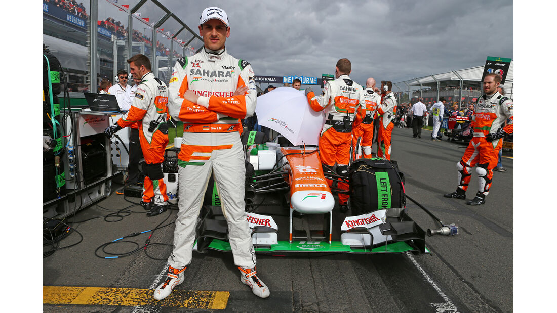 Sutil GP Australien 2013
