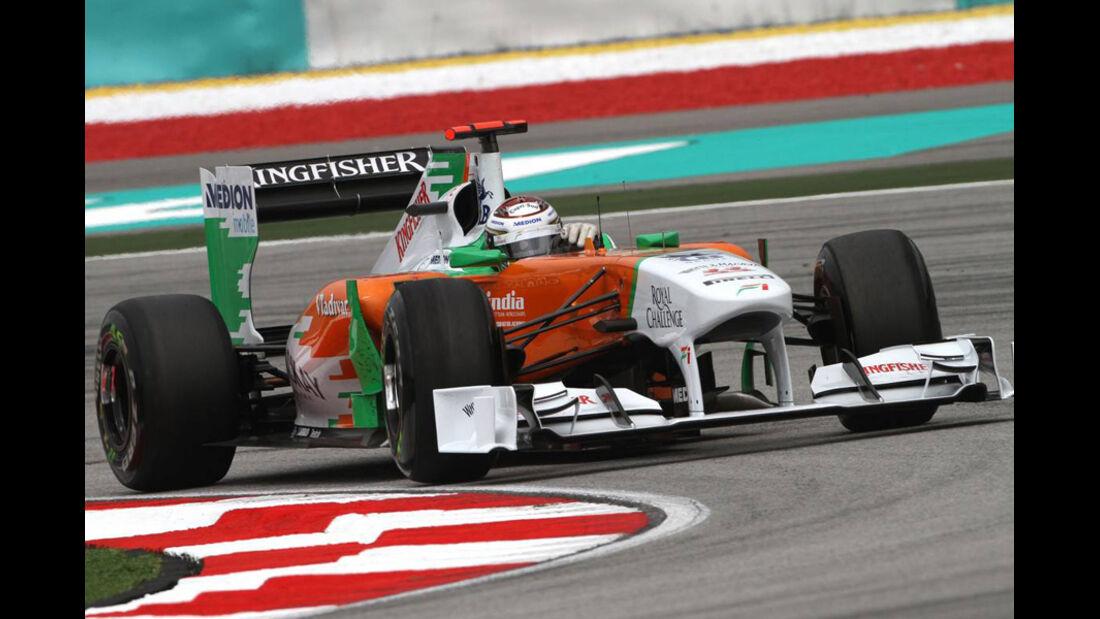 Sutil GP Malaysia 2011