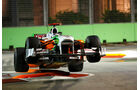 Sutil GP Singapur