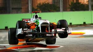 Sutil GP Singapur