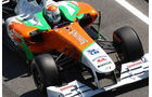 Sutil GP Spanien 2011