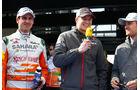 Sutil, Hülkenberg & Rosberg - GP Australien 2013