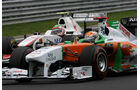 Sutil Perez - GP Ungarn - Formel 1 - 31.7.2011 - Highlights