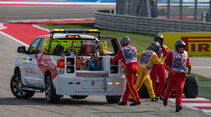 Sutil-Unfall - GP USA 2014