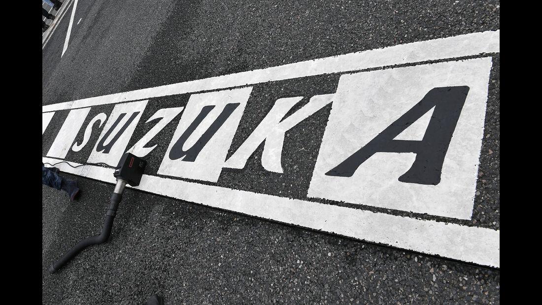 Suzuka - GP Japan 2016