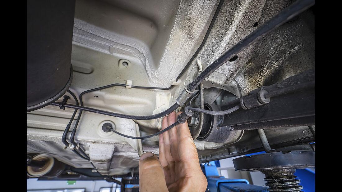 Suzuki Alto , Gebrauchtwagen-Check, asv2217
