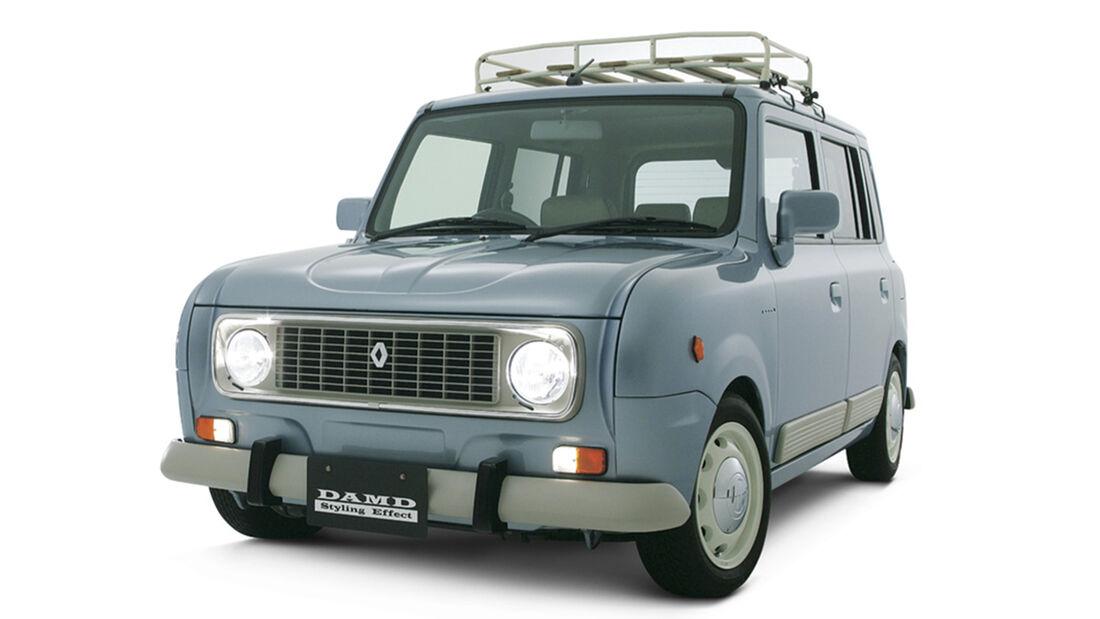 Suzuki Alto Lupin R4
