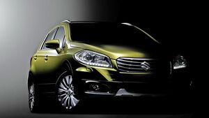 Suzuki C-Segment Crossover