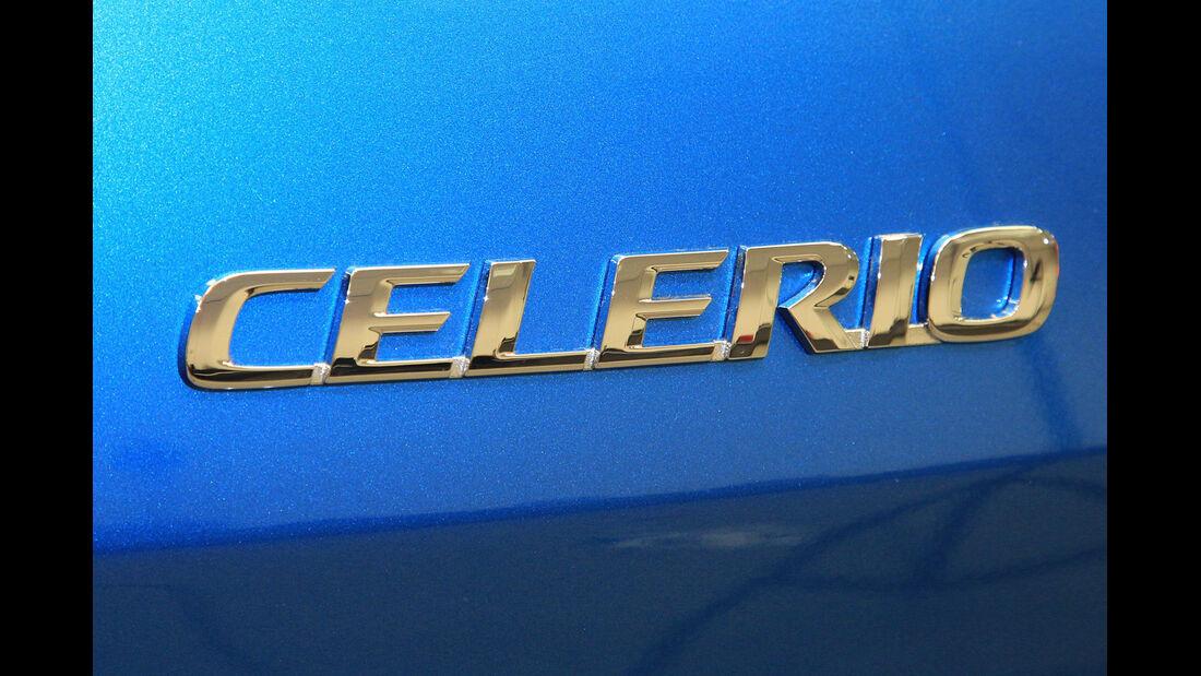Suzuki Celerio, Typenbezeichnung