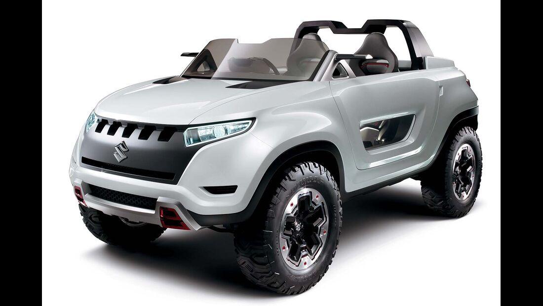 Suzuki Concept-Car X-Lander Tokio-Motorshow 2013