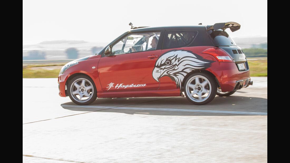 Suzuki Drive 2 the elements Swift Sport Hayabusa
