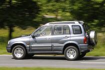 Suzuki Grand Vitara, 2. Generation 1998
