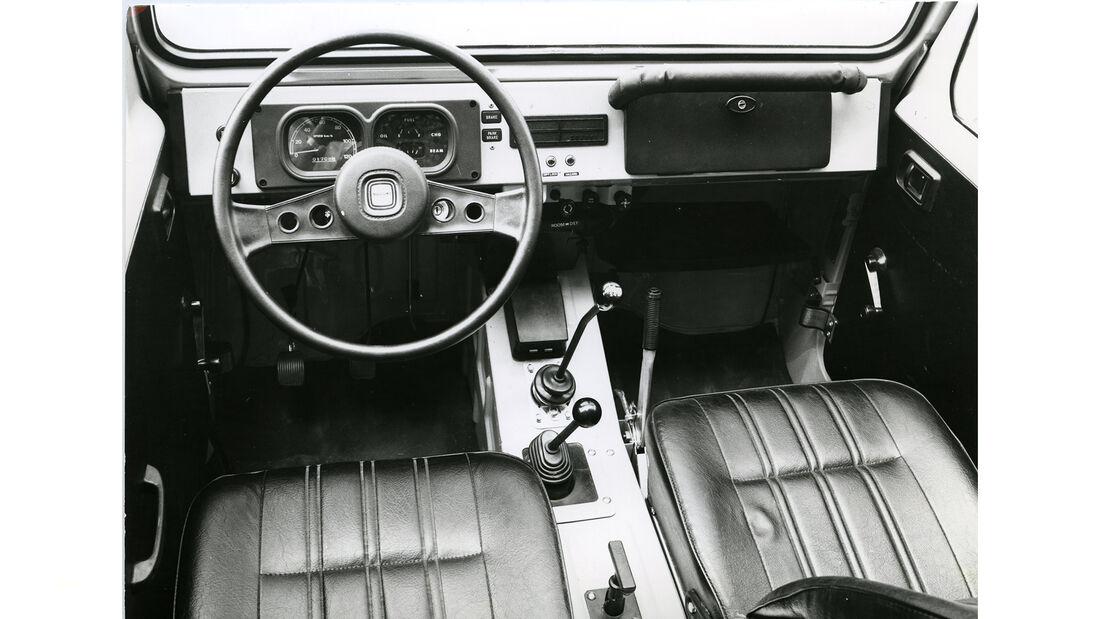 Suzuki Historie 50 Jahre Jimny
