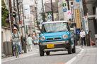 Suzuki Hustler X Turbo 4WD, Frontansicht