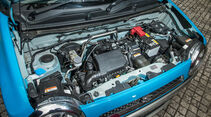 Suzuki Hustler X Turbo 4WD, Motor