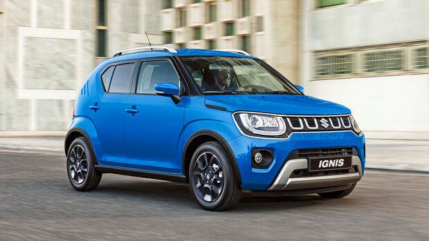 Suzuki Ignis Hybrid, Exterieur