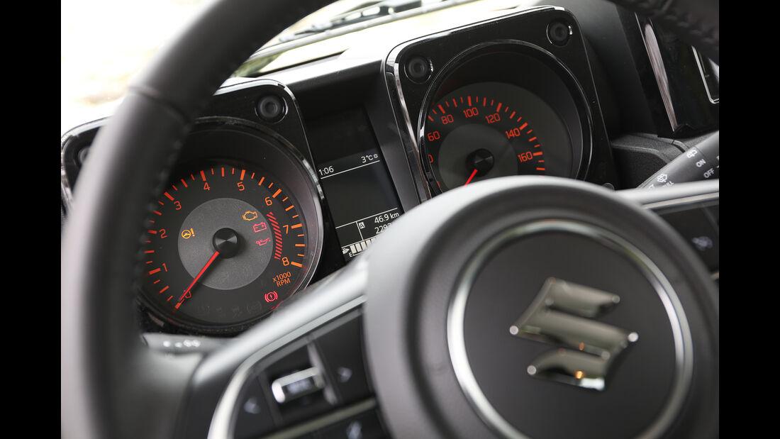 Suzuki Jimny 1.5 Allgrip, Interieur