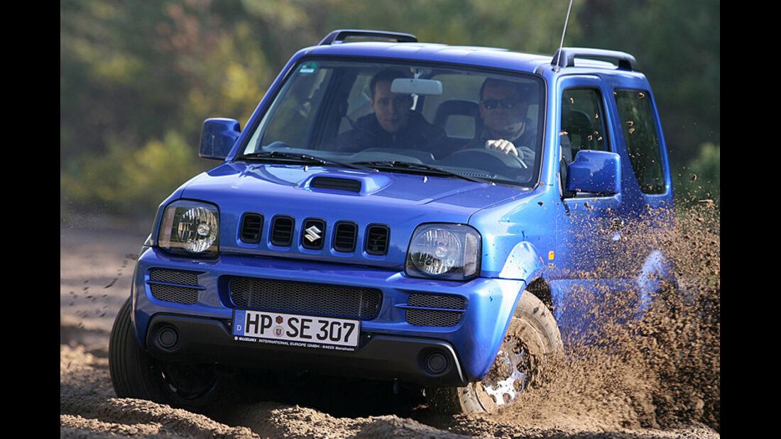 Suzuki Jimny 1.5 DDiS