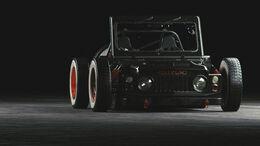 Suzuki Jimny Ratrod Render Design Concept