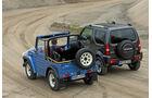 Suzuki Jimny, Suzuki LJ80, Heckansicht