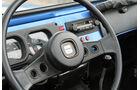Suzuki LJ80, Lenkrad