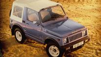 Suzuki SJ, 410