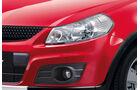 Suzuki SX 4, Bright Red