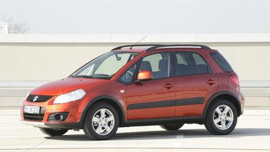 Suzuki SX 4, SUV