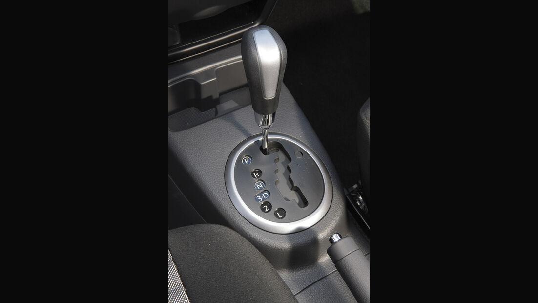Suzuki SX 4, Schaltknauf 2