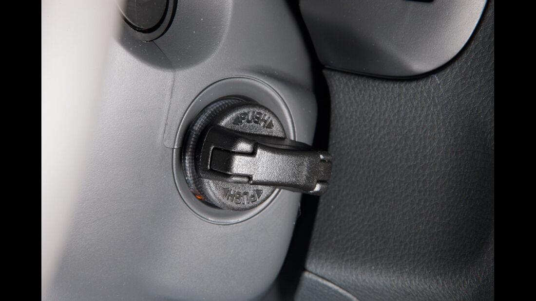 Suzuki SX 4, Zündschlüssel
