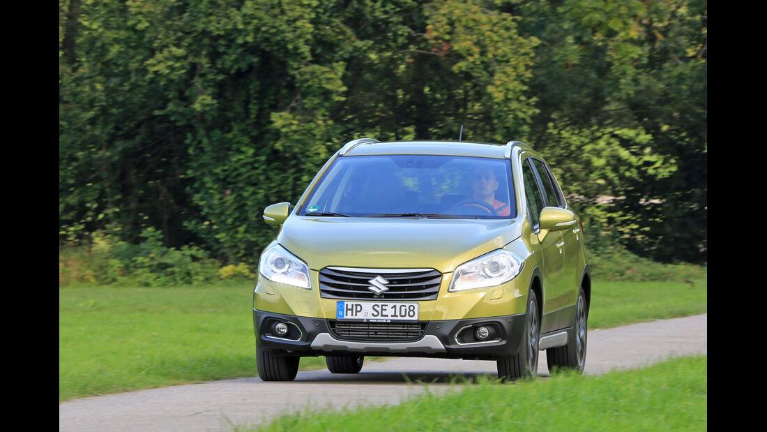 Suzuki SX4-Cross 1.6 DDiS 4x4 Comfort Plus