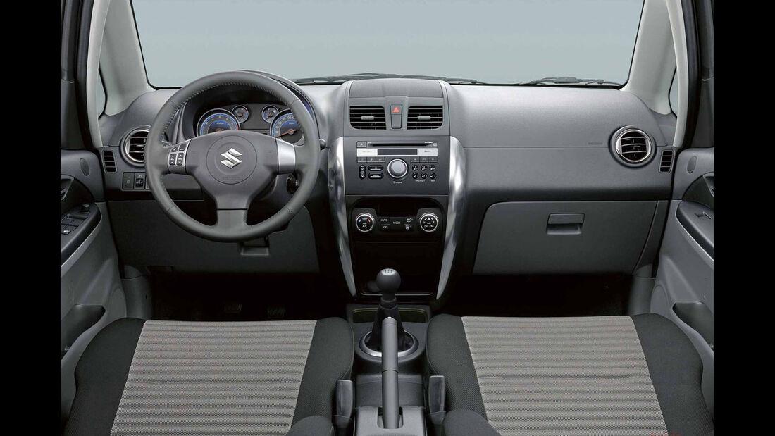 Suzuki SX4 Modelljahr 2007