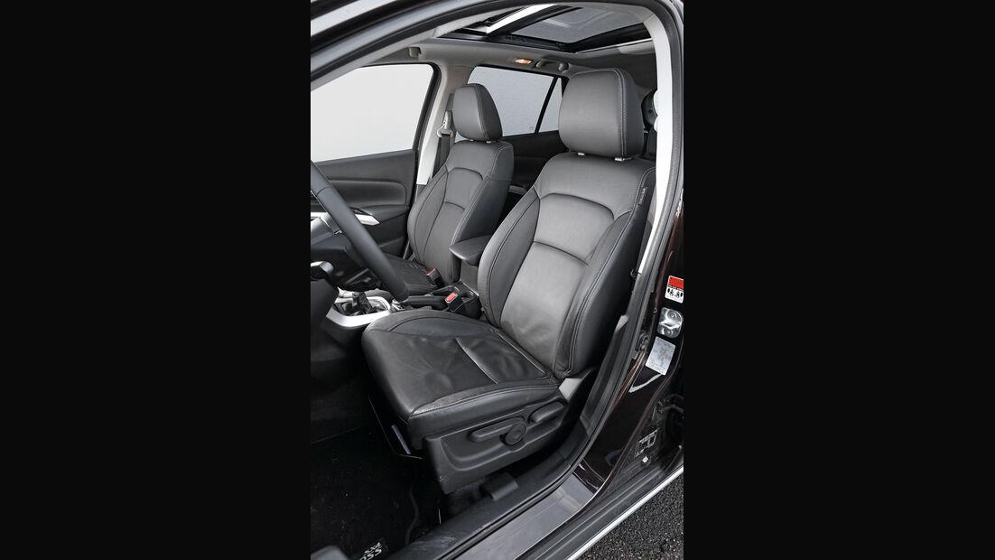 Suzuki SX4 S-Cross 1.6 DDi S 4x 4, Fahrersitz