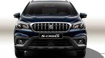 Suzuki SX4 S-Cross Facelift 2016