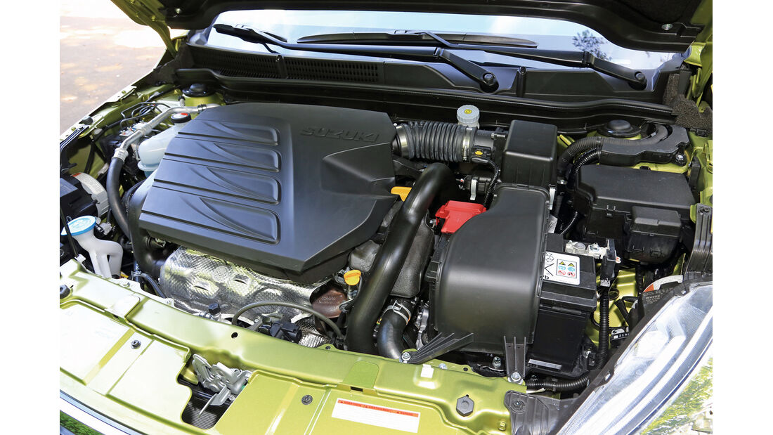 Suzuki SX4 S-Cross, Motor