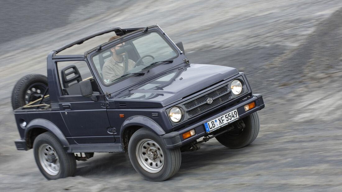 Suzuki Samurai