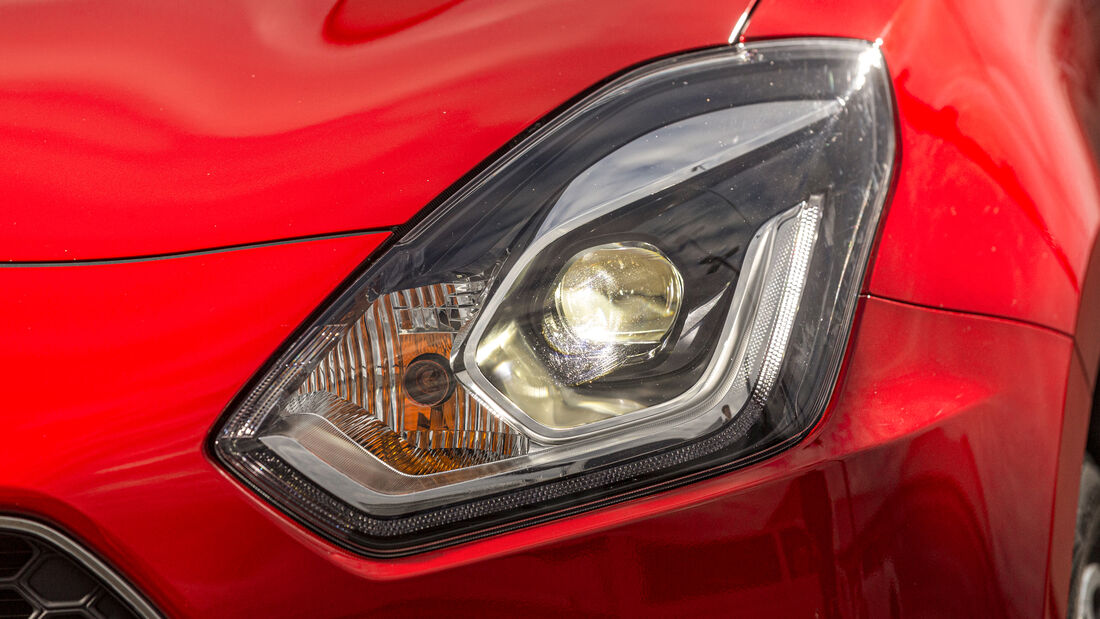 Suzuki Swift 1.0 BJ Hybrid, Exterieur