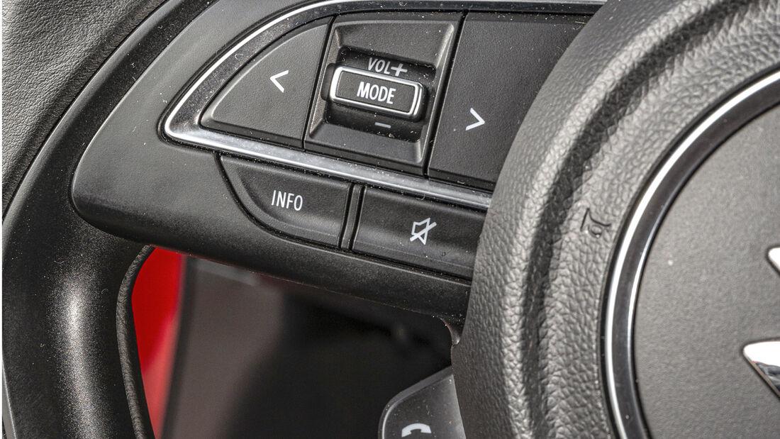 Suzuki Swift 1.0 BJ Hybrid, Interieur