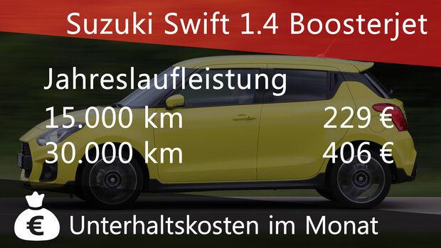 Suzuki Swift 1.4 Boosterjet